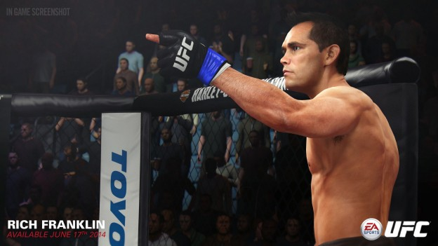 EA Sports UFC Screenshot #104 for PS4