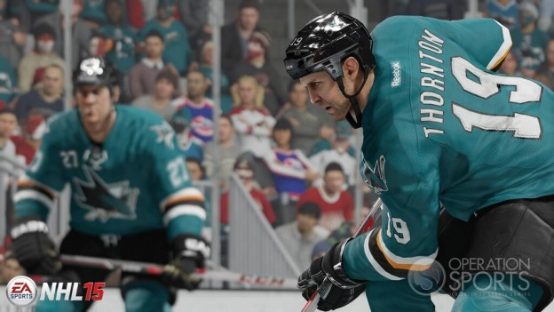 NHL 15 Screenshot #8 for PS4