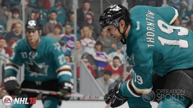 NHL 15 Screenshot #8 for PS4