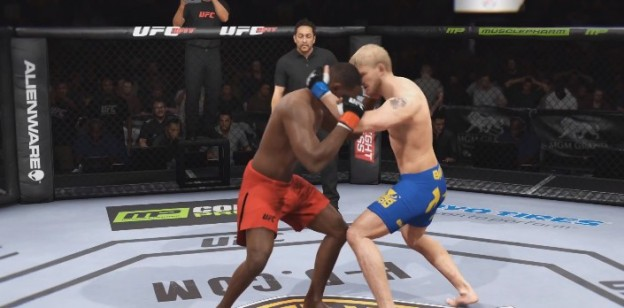 EA Sports UFC Screenshot #120 for Xbox One