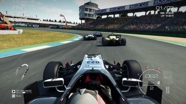 GRID Autosport Screenshot #30 for Xbox 360