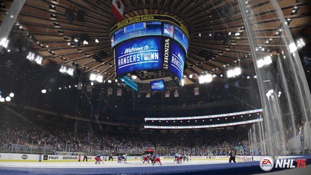 NHL 15 Screenshot #9 for PS4