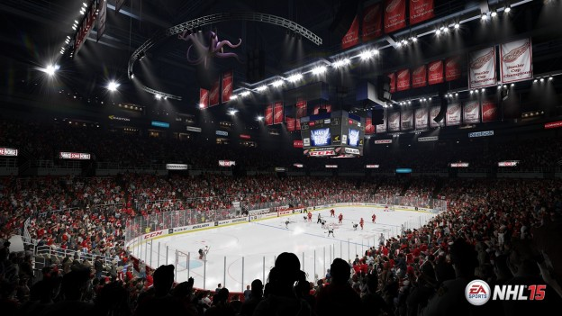 NHL 15 Screenshot #10 for PS4