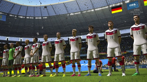 2014 FIFA World Cup Brazil Screenshot #84 for Xbox 360