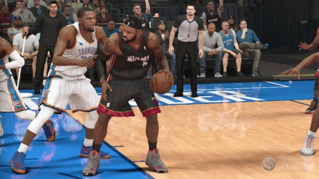 NBA 2K14 Screenshot #132 for PS4