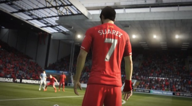 FIFA 15 Screenshot #1 for PC