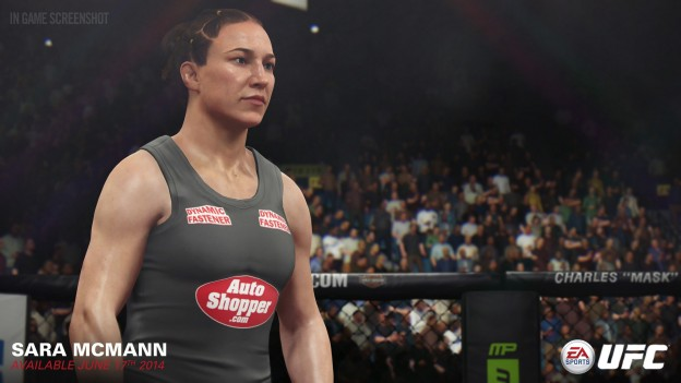 EA Sports UFC Screenshot #110 for PS4