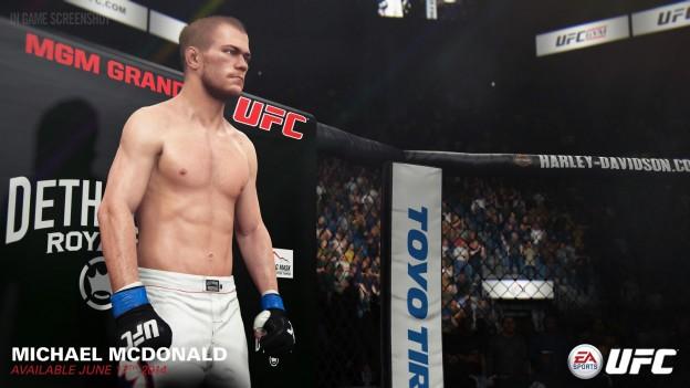 EA Sports UFC Screenshot #111 for PS4
