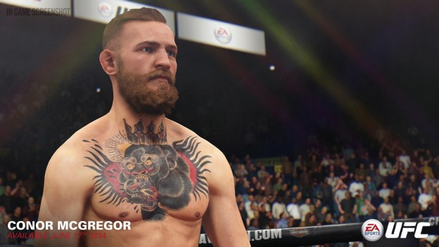 EA Sports UFC Screenshot #112 for PS4