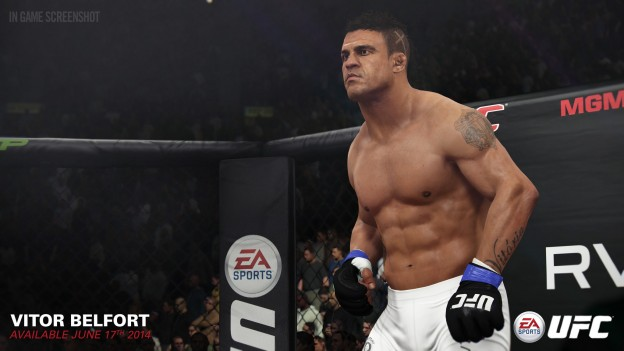EA Sports UFC Screenshot #114 for PS4