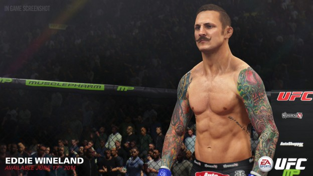 EA Sports UFC Screenshot #117 for PS4