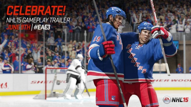 NHL 15 Screenshot #12 for PS4