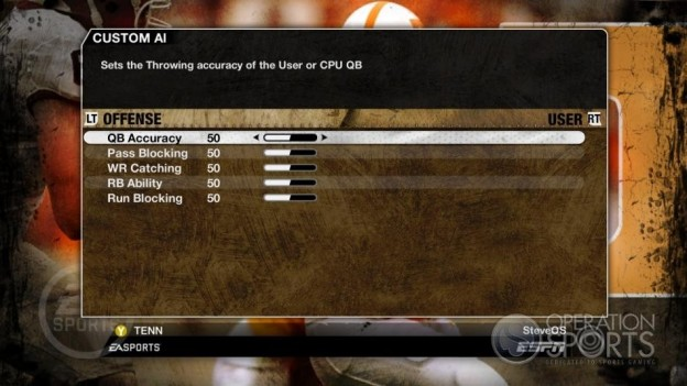 NCAA Football 09 Screenshot #251 for Xbox 360