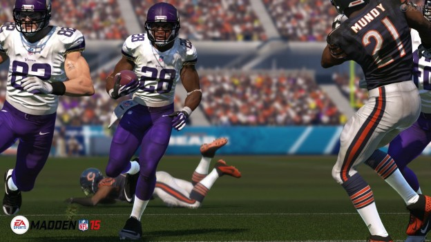 Madden NFL 15 Screenshot #16 for Xbox One