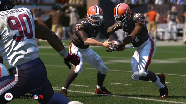 Madden NFL 15 Screenshot #19 for Xbox One
