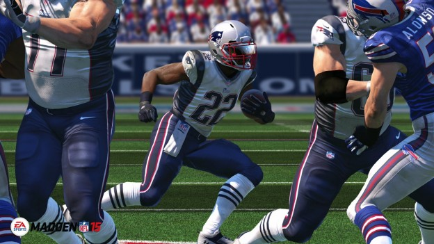 Madden NFL 15 Screenshot #21 for Xbox One