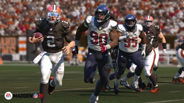 Madden NFL 15 Screenshot #29 for Xbox One