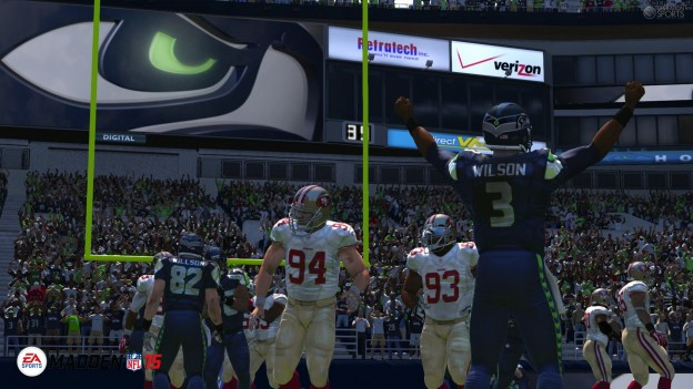 Madden NFL 15 Screenshot #31 for Xbox One