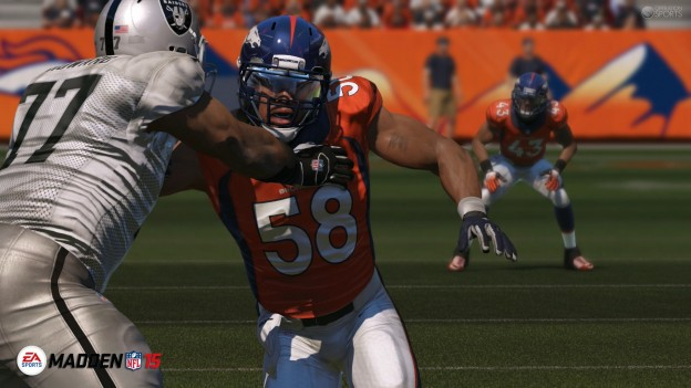 Madden NFL 15 Screenshot #36 for Xbox One