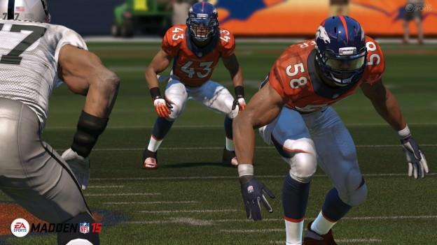 Madden NFL 15 Screenshot #37 for Xbox One