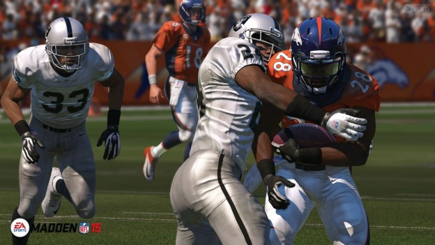 Madden NFL 15 Screenshot #38 for Xbox One