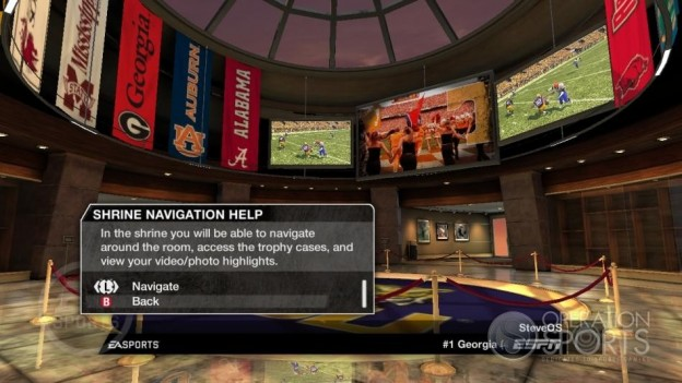 NCAA Football 09 Screenshot #255 for Xbox 360