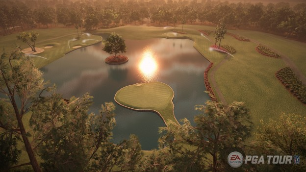 Rory McIlroy PGA TOUR Screenshot #10 for PS4
