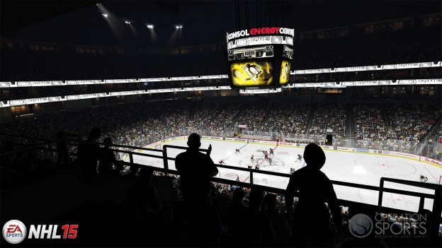 NHL 15 Screenshot #13 for PS4