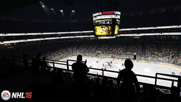 NHL 15 Screenshot #3 for Xbox One