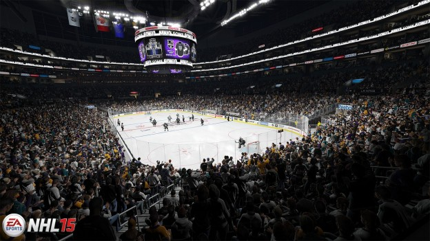 NHL 15 Screenshot #4 for Xbox One