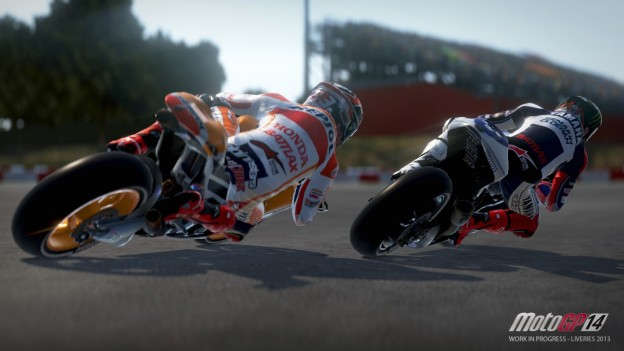 MotoGP 14 Screenshot #15 for PS4
