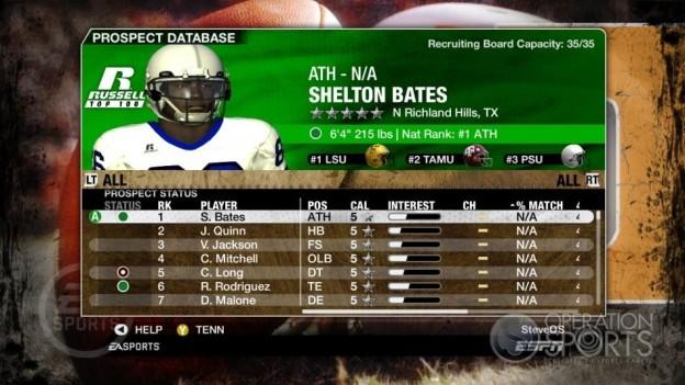 NCAA Football 09 Screenshot #260 for Xbox 360