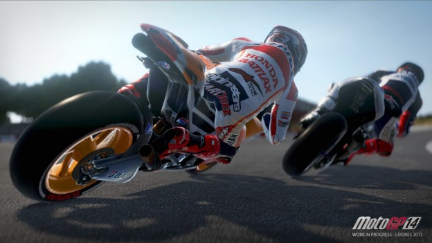MotoGP 14 Screenshot #16 for PS4