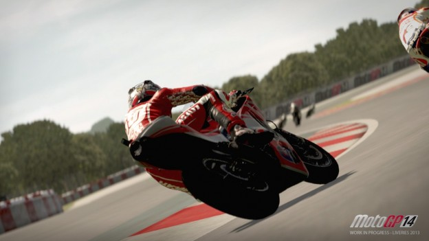 MotoGP 14 Screenshot #17 for PS4