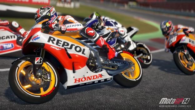 MotoGP 14 Screenshot #18 for PS4