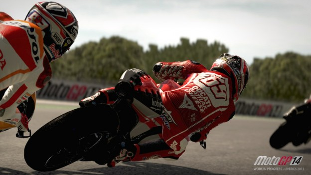 MotoGP 14 Screenshot #19 for PS4
