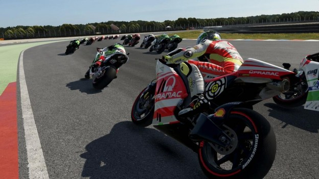 MotoGP 14 Screenshot #27 for PS4