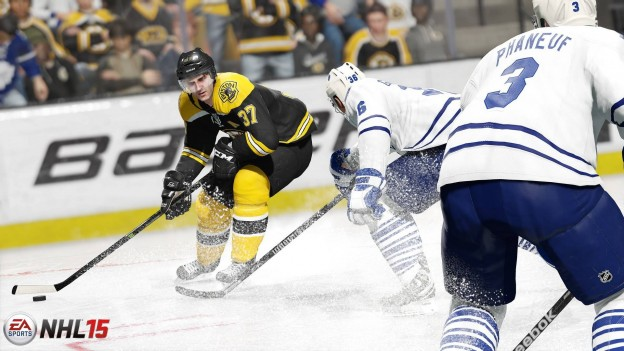 NHL 15 Screenshot #15 for PS4