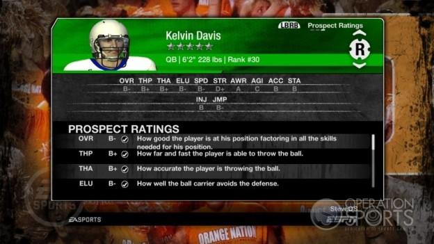NCAA Football 09 Screenshot #262 for Xbox 360