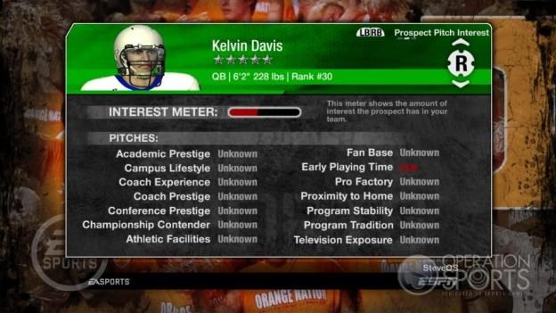 NCAA Football 09 Screenshot #263 for Xbox 360