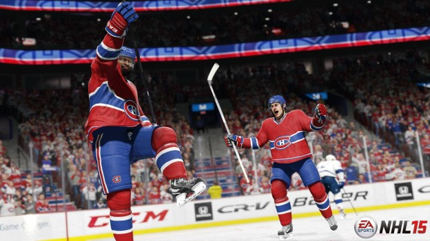 NHL 15 Screenshot #16 for PS4