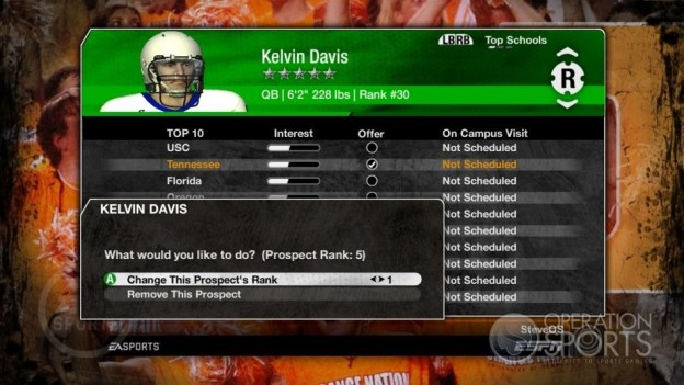 NCAA Football 09 Screenshot #264 for Xbox 360