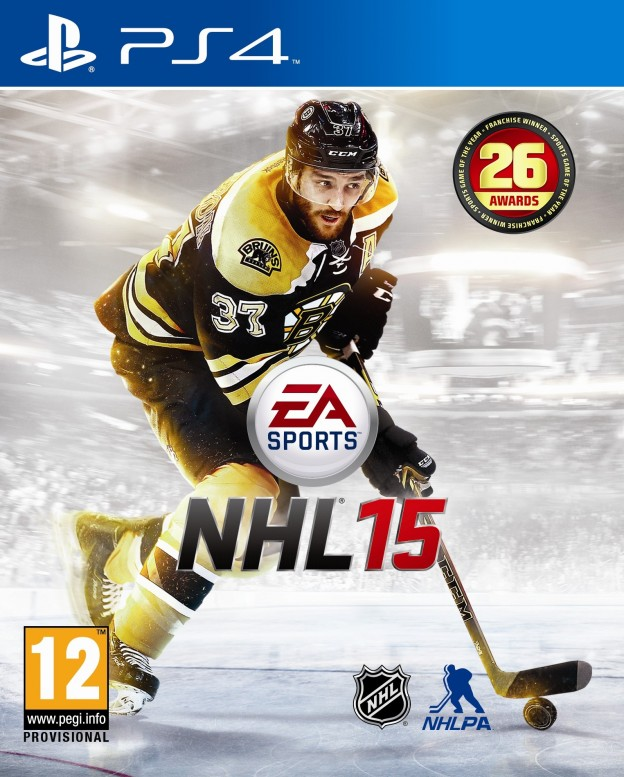 NHL 15 Screenshot #17 for PS4