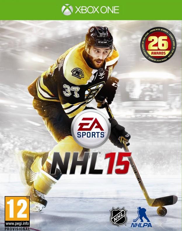 NHL 15 Screenshot #7 for Xbox One