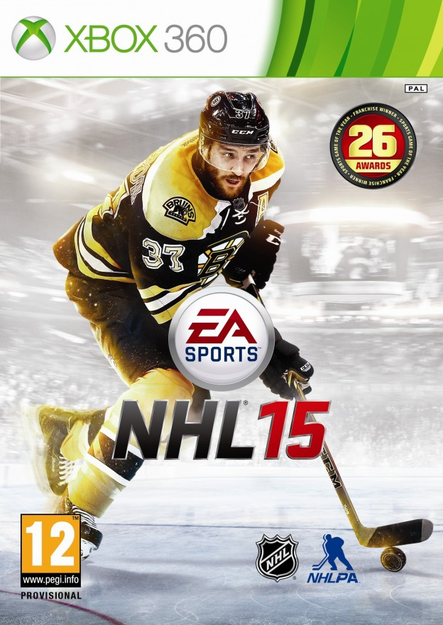 NHL 15 Screenshot #1 for Xbox 360