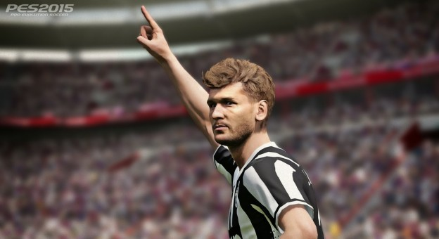 PES 2015 Screenshot #2 for PS4