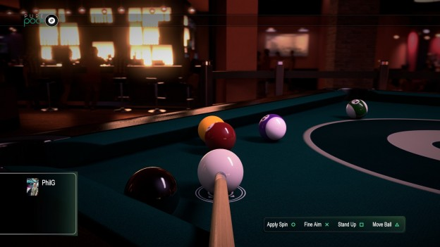 Pure Pool Screenshot #3 for PS4