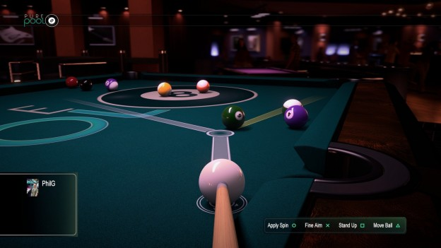 Pure Pool Screenshot #4 for PS4