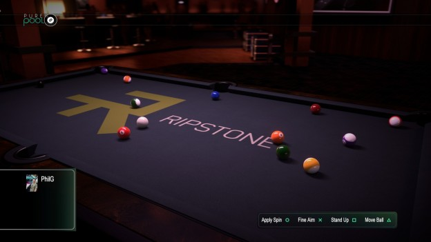 Pure Pool Screenshot #5 for PS4