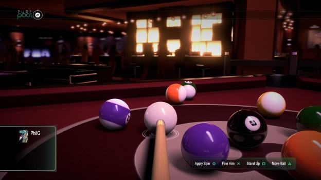 Pure Pool Screenshot #6 for PS4